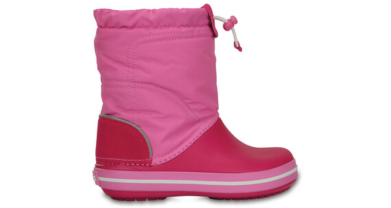 Crocs Crocband LodgePoint Boots Kids Candy Pink/Party Pink